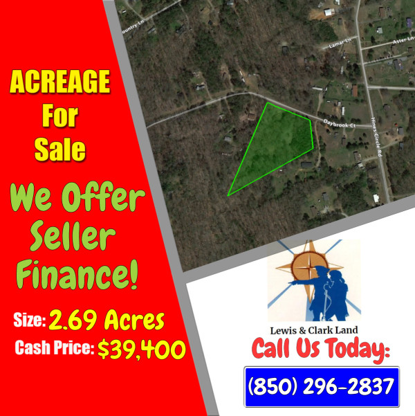 2.69 Acres for Sale in Stanley, NC