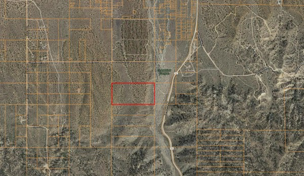 20 Acres for Sale in Llano, CA