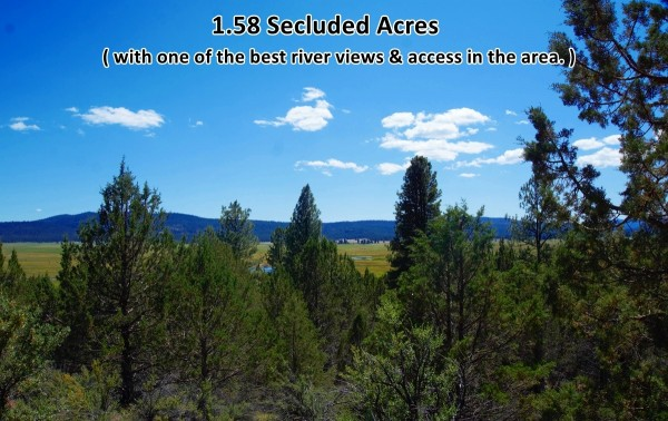 1.58 Acres for Sale in Chiloquin, OR