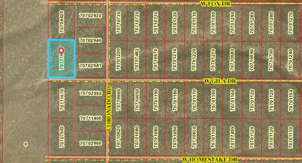 Parcel Plat Map