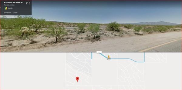 0.97 Acres for Sale in Tucson, AZ