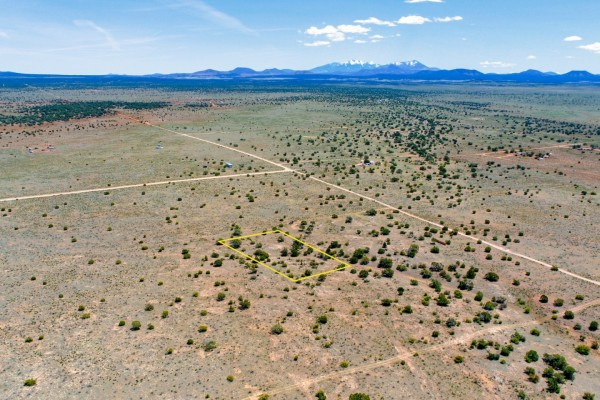 1.03 Acres for Sale in Williams, AZ
