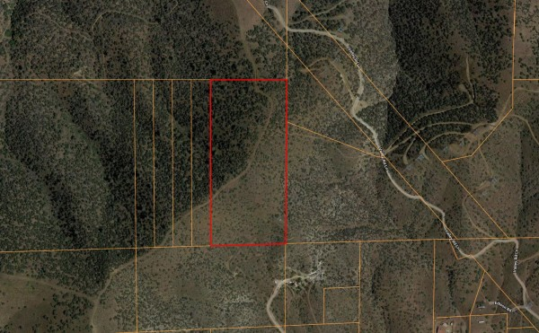 20 Acres for Sale in Acton, CA