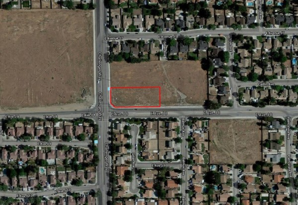 1 Acre for Sale in Lancaster, CA