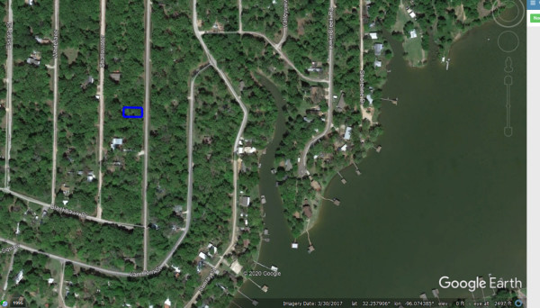 0.12 Acres for Sale in Mabank, TX