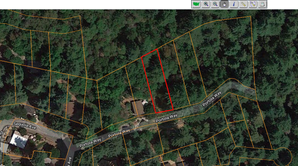 0.19 Acres for Sale in Felton, CA