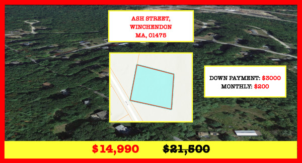 0.68 Acres for Sale in Winchendon, MA