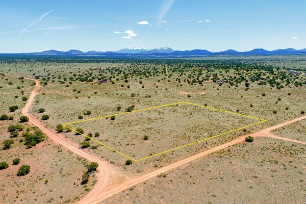 1.51 Acres for Sale in Williams, AZ