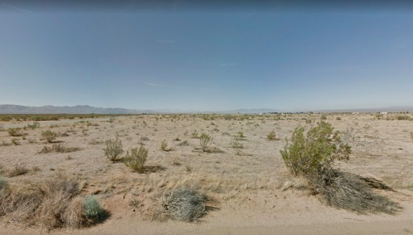 0.14 Acres for Sale in California City, CA