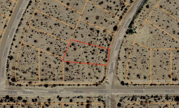 Land for Sale in California City, CA