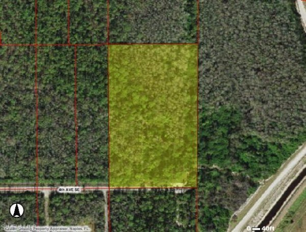 6.17 Acres for Sale in Naples, FL