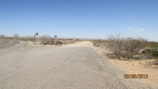 Exit from FM 1111