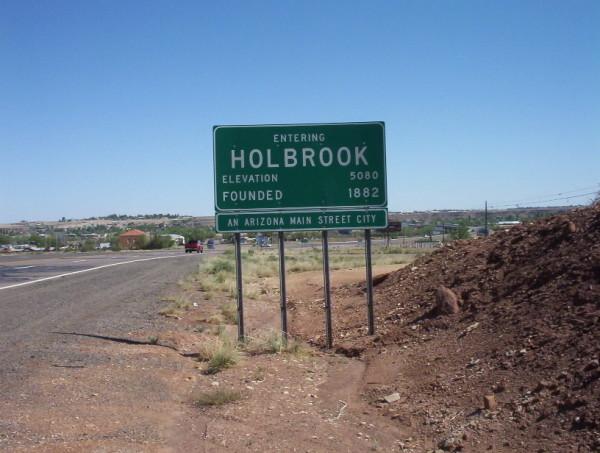 10 Acres for Sale in Holbrook, AZ