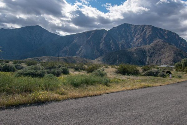 0.23 Acres for Sale in Borrego Springs, CA