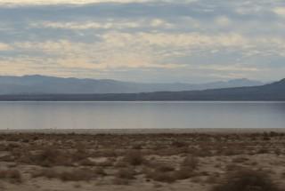 Shores of the nearby Salton Sea