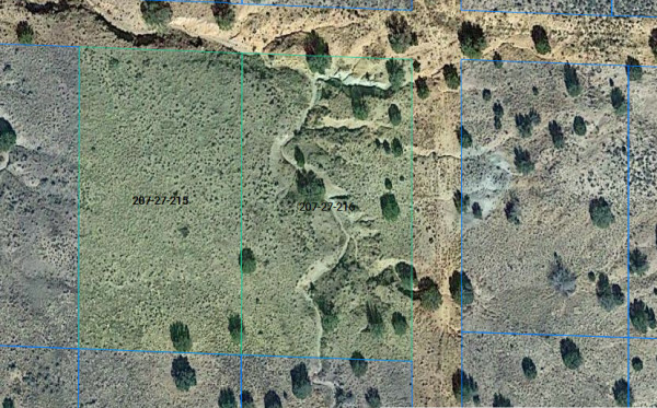 1.2 Acres for Sale in Sanders, AZ