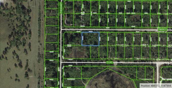 0.46 Acres for Sale in Sebring, FL