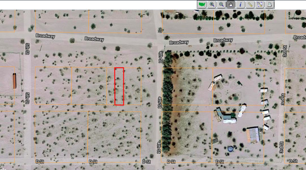 0.06 Acres for Sale in Ocotillo Wells, CA