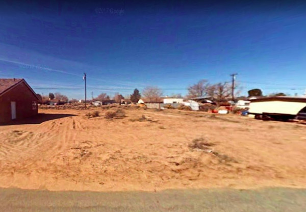 0.22 Acres for Sale in North Edwards, CA