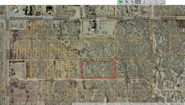 4.24 Acres for Sale in Lancaster, CA