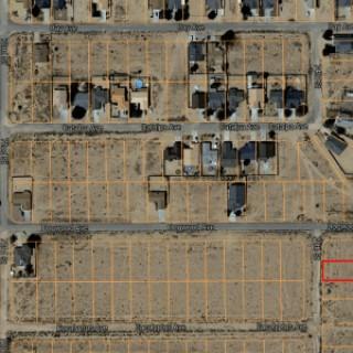 0.18 Acres for Sale in California City, CA