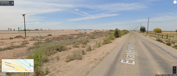 3.41 Acres for Sale in Holtville, CA