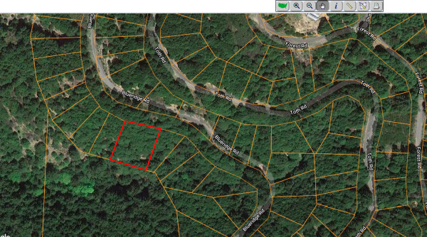 0.89 Acres for Sale in Shelter Cove, CA