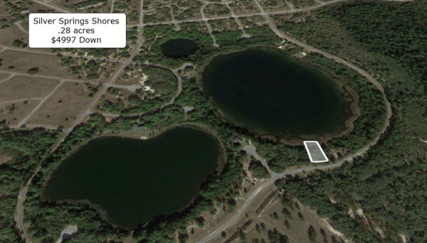 0.28 Acres for Sale in Ocklawaha, FL