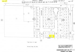0.16 Acres for Sale in Mojave, CA