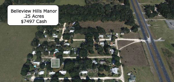 0.25 Acres for Sale in Summerfield, FL