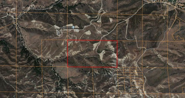 80 Acres for Sale in Castaic, CA