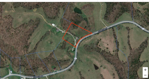 1.5 Acres for Sale in Owenton, KY