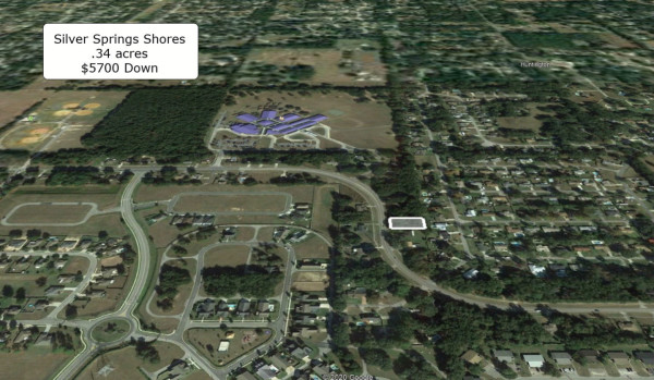 0.34 Acres for Sale in Ocala, FL