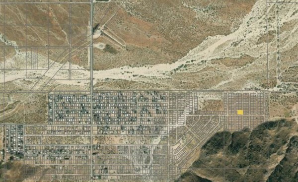 0.1 Acres for Sale in Cabazon, CA