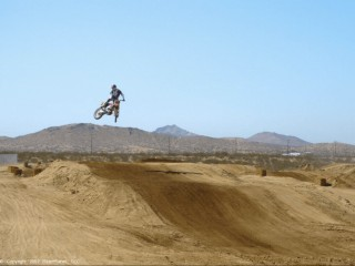 California City Moto X park