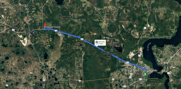 0.31 Acres for Sale in Florahome, FL