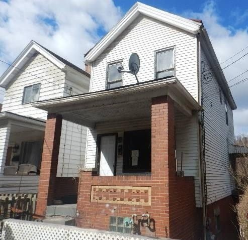 840 Sq.Ft. for Sale in Braddock, PA