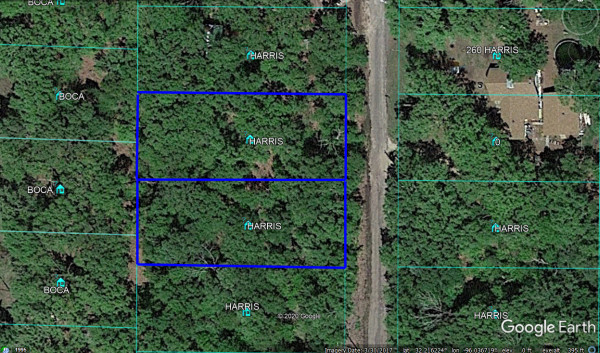 2 Lots for Sale in Malakoff, TX