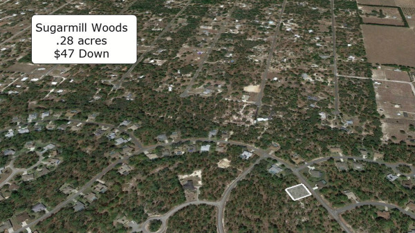 0.28 Acres for Sale in Homosassa, FL