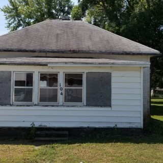 910 Sq.Ft. for Sale in Pisgah, IA