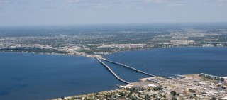 Port Charlotte, FL - Sky view.l