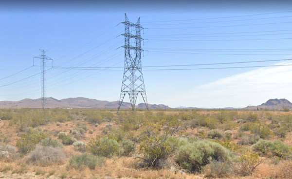 2.5 Acres for Sale in Rosamond, CA