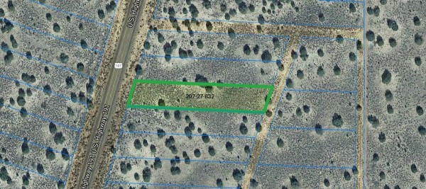 1.27 Acres for Sale in Sanders, AZ