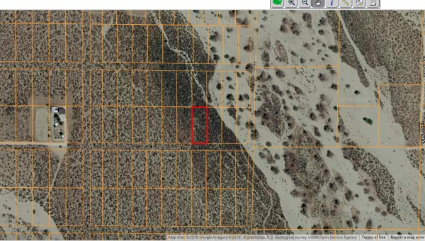 0.79 Acres for Sale in Palmdale, CA