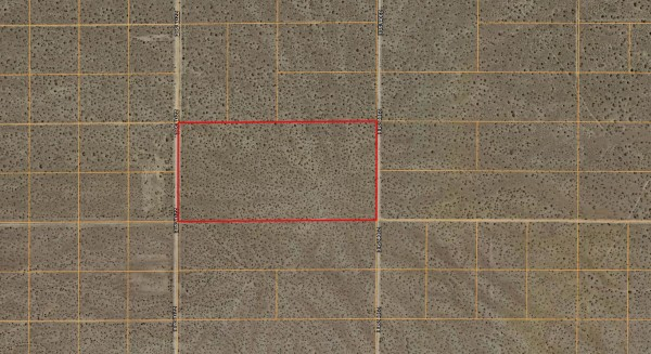 20 Acres for Sale in Lancaster, CA