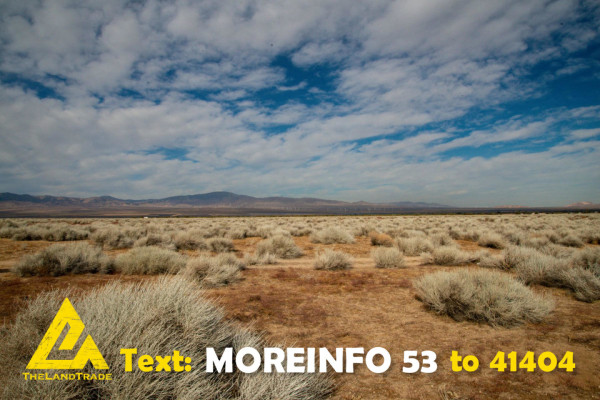 2.53 Acres for Sale in Lancaster, CA