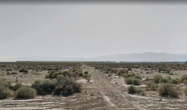 0.17 Acres for Sale in California City, CA