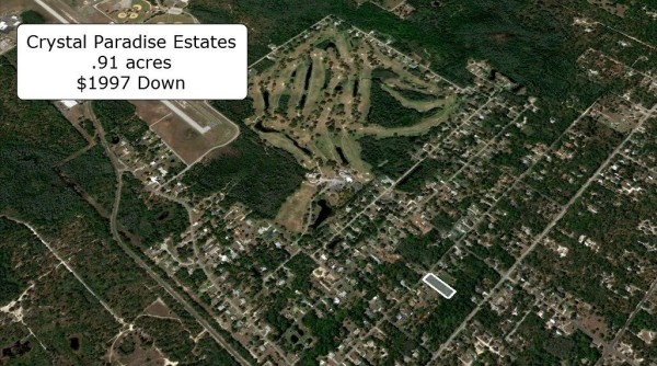0.91 Acres for Sale in Crystal River, FL