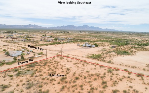 4.04 Acres for Sale in Las Cruces, NM