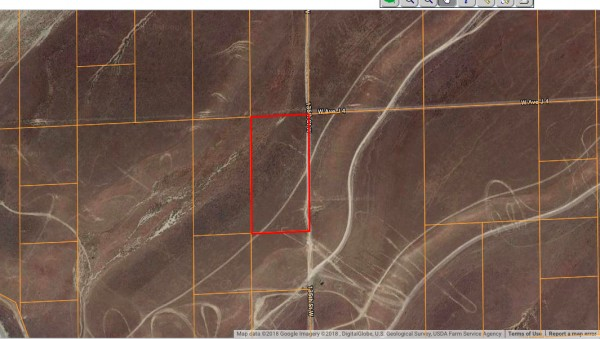 5.05 Acres for Sale in Lancaster, CA